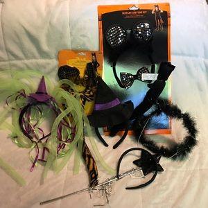 Halloween Headband Costume Bundle